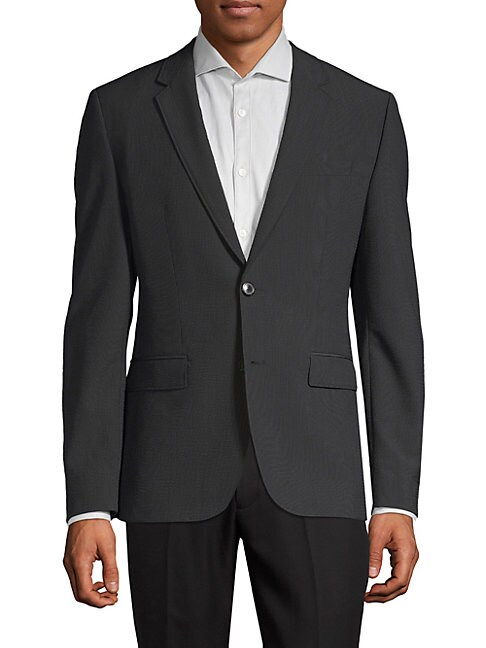 HUGO HUGO BOSS | Aeris Textured Sport Coat | Goxip