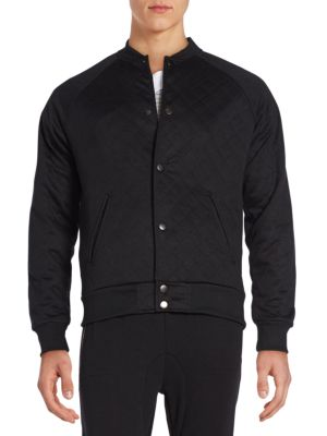 Sovereign Code  PRINCETON QUILTED BOMBER JACKET