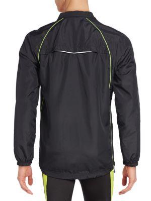 ASICS Jackets Reflective Track Jacket