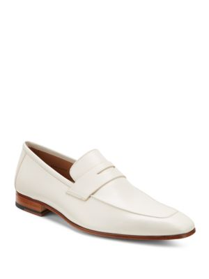 Mezlan  Fresco Leather Loafers