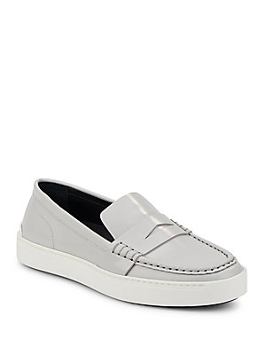 Colby Spazzolato Driver Sneakers