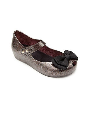 BABY'S & TODDLER'S ULTRAGIRL BOW MARY JANE FLATS