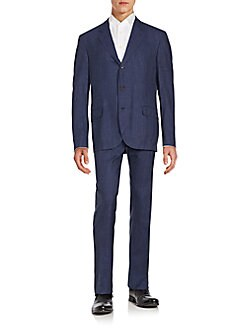 f10f77f8935 Product image. QUICK VIEW. Brunello Cucinelli. Blended Wool Suit