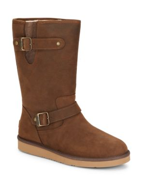 16172a69dfd Sutter Leather & UGGpure Boots