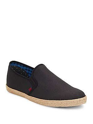 Prill Jute-Wrapped Slip-On Sneakers