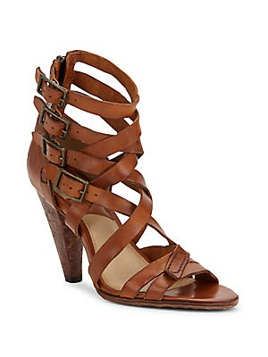 Mika Gladiator Open Toe Sandals