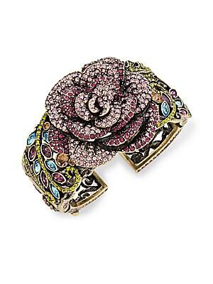 Bouquet Cuff Bracelet