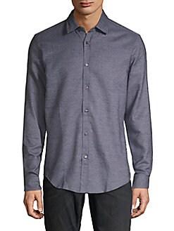 3656e5b8 QUICK VIEW. Boss Hugo Boss. Ronni Classic Button-Down Shirt