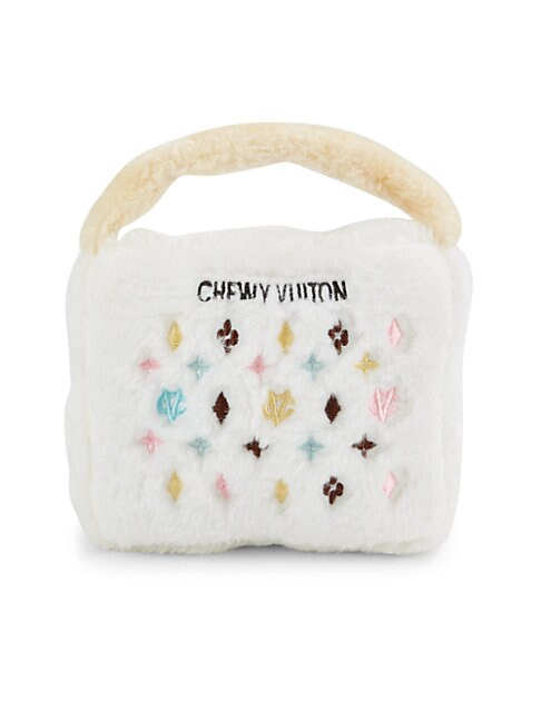 Chewy Vuiton Purse Toy
