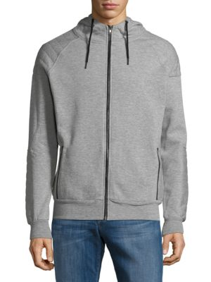 Sovereign Code  Full-Zip Hooded Jacket