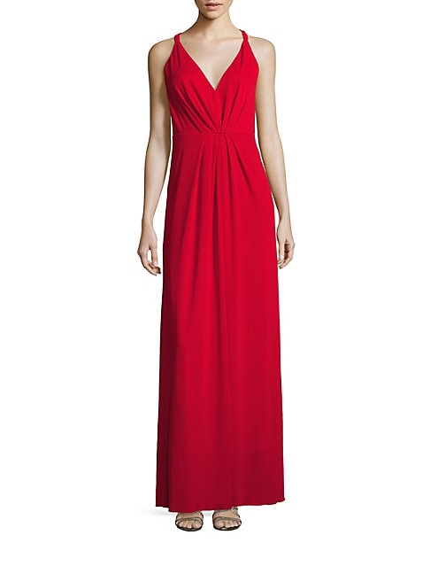 Hali Knit Evening Gown
