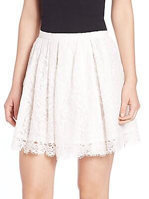 Izia Lace Skirt