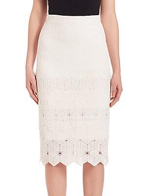 Dia Lace Skirt