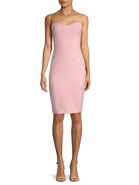 Laurens Strapless Bodycon Dress