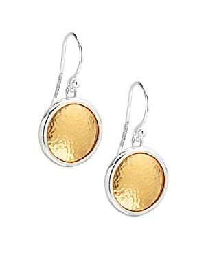 24K Gold Vermeil Earrings