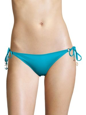 Lazul Nubia Braided Tassel Hipster Bikini Bottom