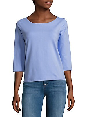Boatneck Shirt