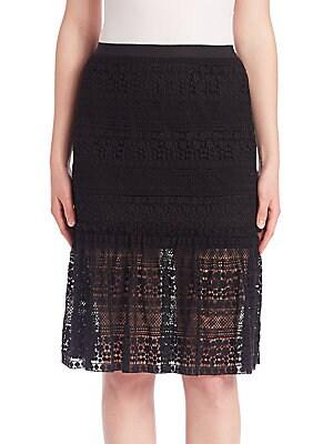 Skye Lace Skirt