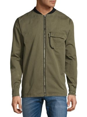 Sovereign Code  Chico Cotton Jacket