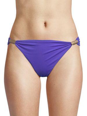 LAZUL Maia Hipster Bikini Bottom in Lazurite
