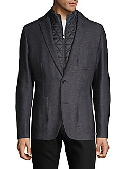 0bbd129cd34 Men's Sportscoats and Blazers | Saks OFF 5TH