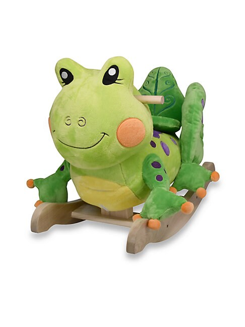 Fergie The Frog Rocker