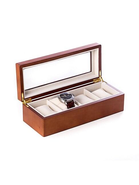 BEY-BERK   Wood Watch Box   Goxip