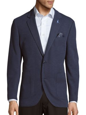 Tailorbyrd  Ingres Two-Button Jacket