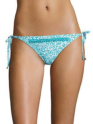 Euro Beaded String Bikini Bottom