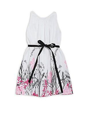 Little Girl's & Girl's Armenia A-Line Dress