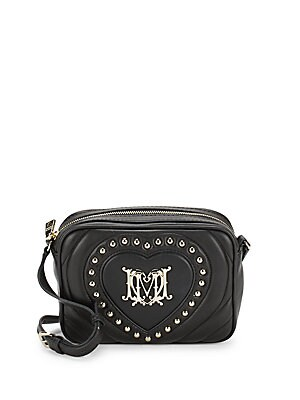 Studded Crossbody Handbag