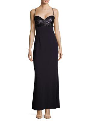 Js Collections  Sequin Embellished Dress