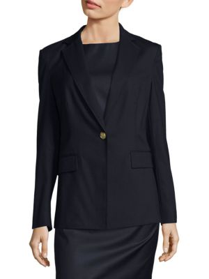 3.1 Phillip Lim  Minimalistic Notch Jacket