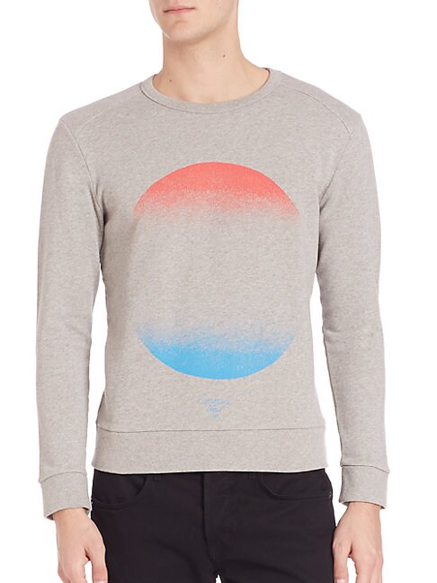 Sweat Cosmo Graphic Sweatshirt