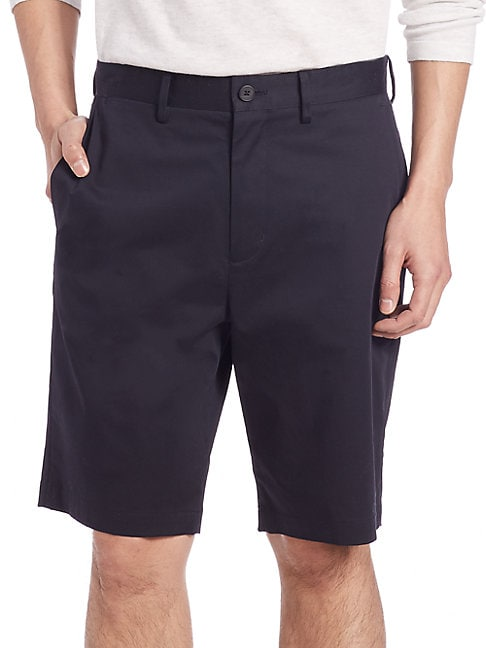 Cotton Sateen Urban Short