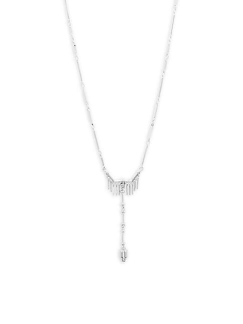 Fringe Totem Pendulum Necklace