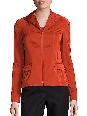 Nala Wing Collar Jacket