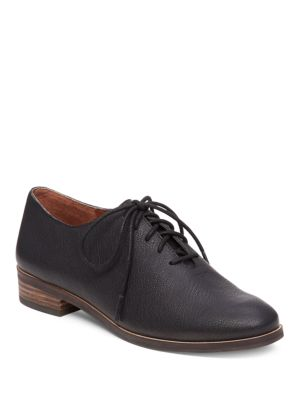 Lucky Brand  Castener Leather Oxfords