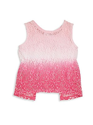LITTLE GIRL'S TANK TOP