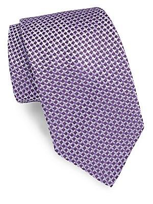 Natte Woven Silk Tie