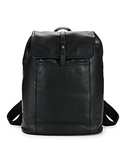 37bf8adf6d02 QUICK VIEW. Cole Haan. Pebbled Leather Backpack