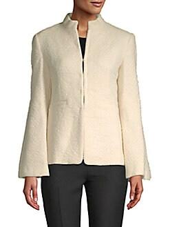 Rachel Zoe - Adley Textured Jacket