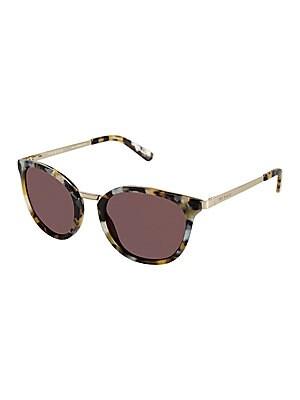 8de27d2c59c4b Ted Baker London - 52mm Round Sunglasses - saksoff5th.com