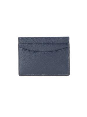 Saks Fifth Avenue  Saffiano Leather Cardholder
