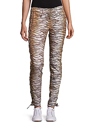 Laced Tiger Pants