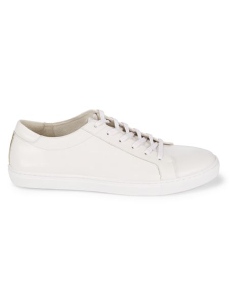 Kam Leather Low Top Sneakers by Kenneth Cole