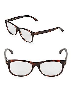 2cf88e5a9f7 Gucci - 50MM Oval Optical Glasses - saksoff5th.com