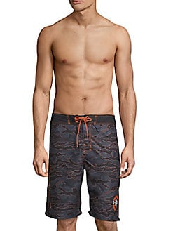 American Fighter - North Creek Board Shorts