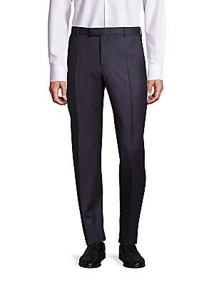 Mercer Plaid Dress Pants