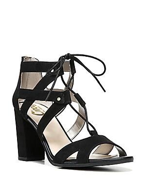 Emilia Lace-Up Sandals